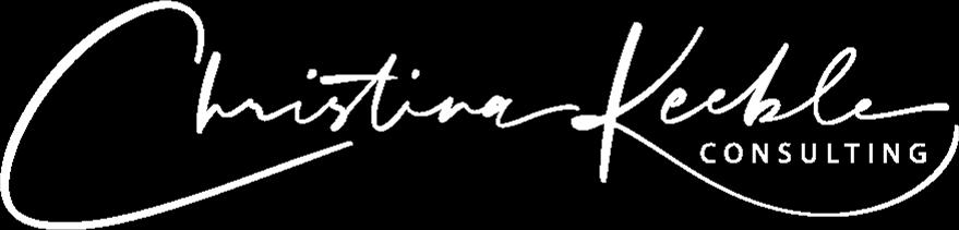 Christina-Keeble-white-logo